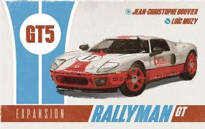 Rallyman GT - GT5 Expansion